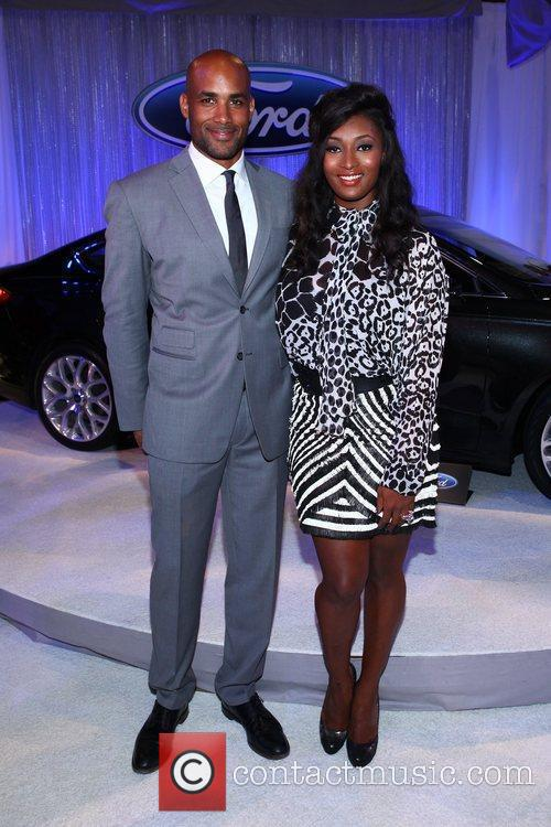 Boris Kodjoe and Toccara Jones 1