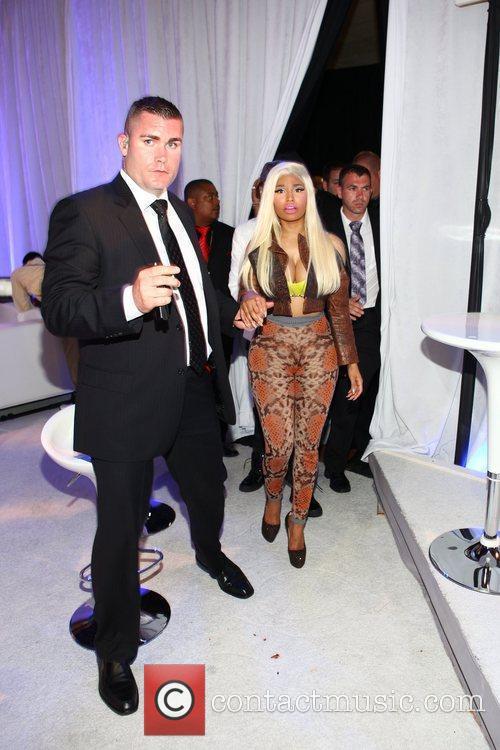 Nicki Minaj  The BET Awards 2012 -...