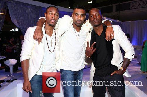 Tank, Ginuwine, Tyrese The BET Awards 2012 -...