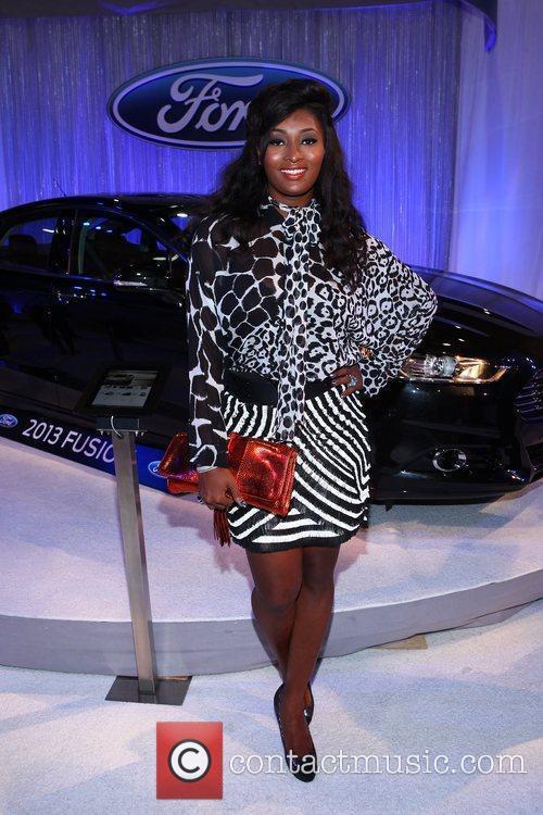 Toccara Jones The BET Awards 2012 - Ford...
