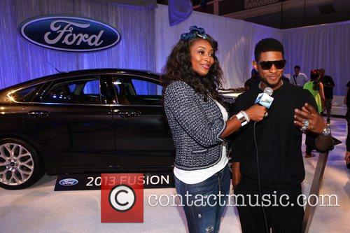 Toccara Jones, Usher and Bet Awards 1