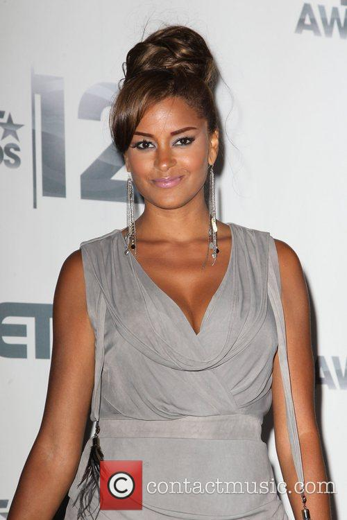 Claudia Jordan and Taraji P Henson 2