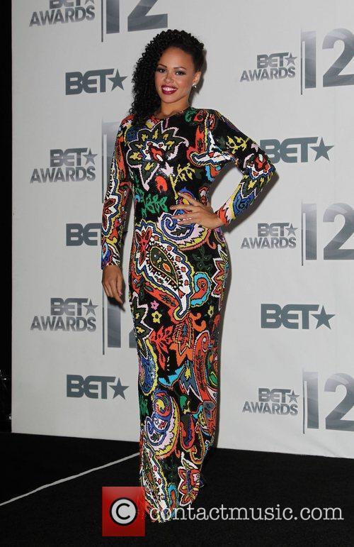Elle Varner  The BET Awards 2012 -...