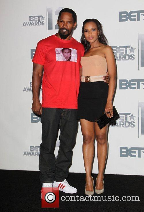 Jamie Foxx - The BET Awards 2012 - Press Room | 5 Pictures ...