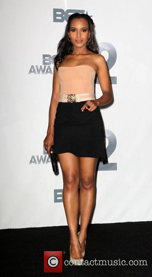 Kerry Washington  The BET Awards 2012 -...
