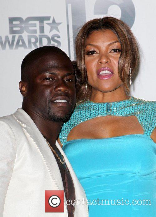Kevin Hart, Taraji P Henson and Bet Awards 2