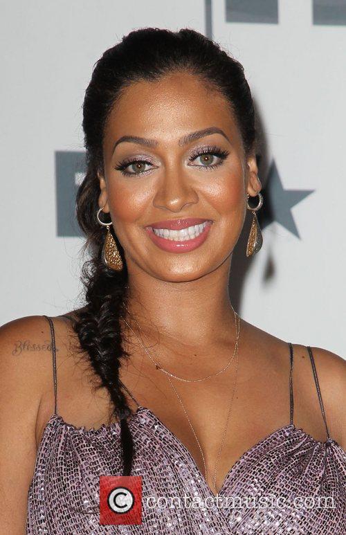 La La Anthony The BET Awards 2012 -...