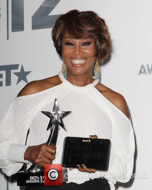 Yolanda Adams and Bet Awards 1