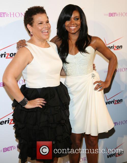Debra Lee and Gabrielle Union 9