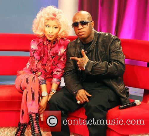 Nicki Minaj and Birdman 3