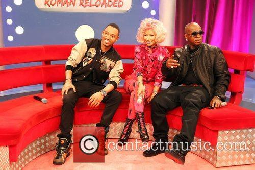 Nicki Minaj and Birdman 6