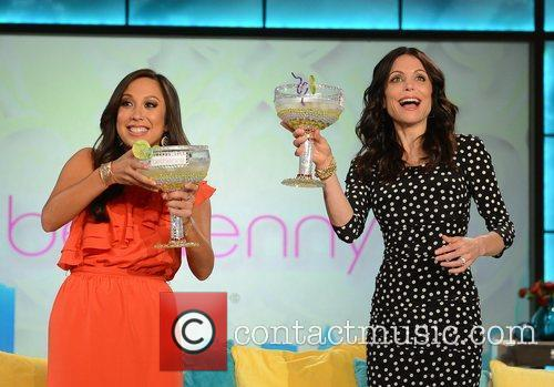 Bethenny Frankel and Cheryl Burke 1