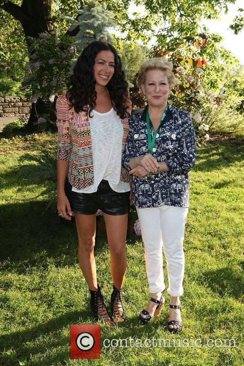 Rebecca Minkoff and Bette Midler,  at the...
