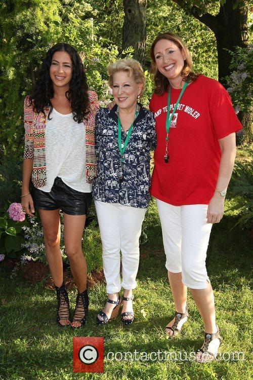 Rebecca Minkoff, Bette Midler and Judy Gold,...