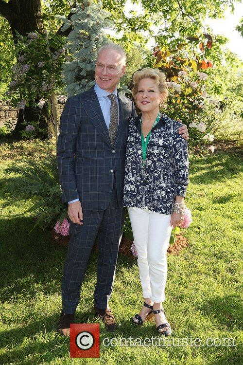 Tim Gunn and Bette Midler 1