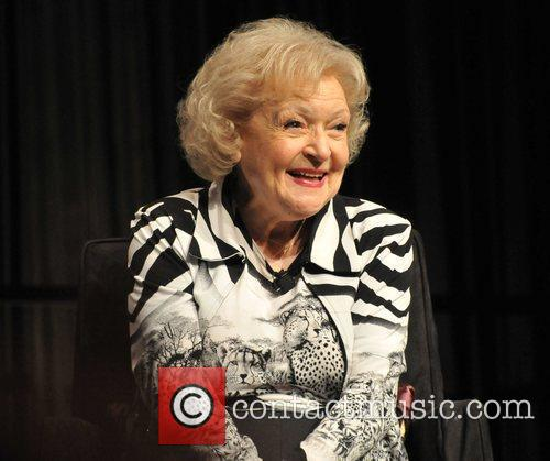 Betty White  attends the Public Library Association...