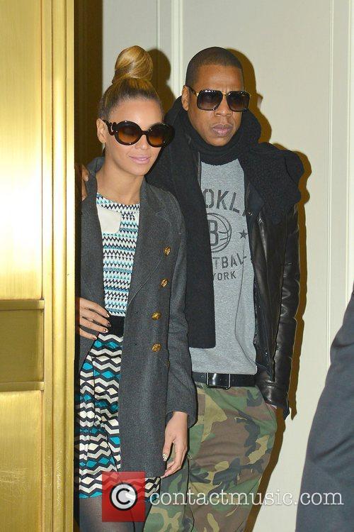 Beyonce, Jay-Z, Bergdorf Goodman