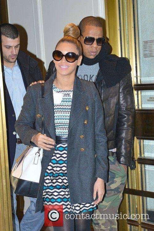 Beyonce, Jay-z, Bergdorf Goodman and Christmas Eve 1