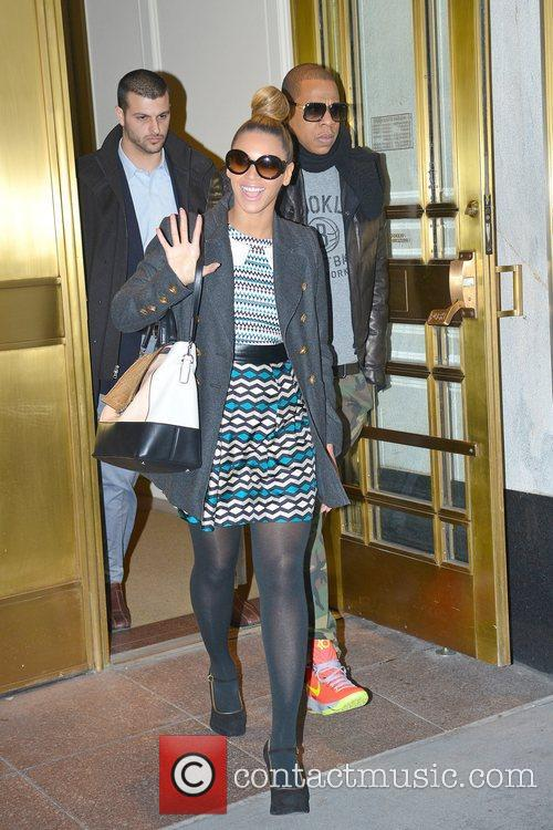 Beyonce, Jay-z, Bergdorf Goodman and Christmas Eve 9