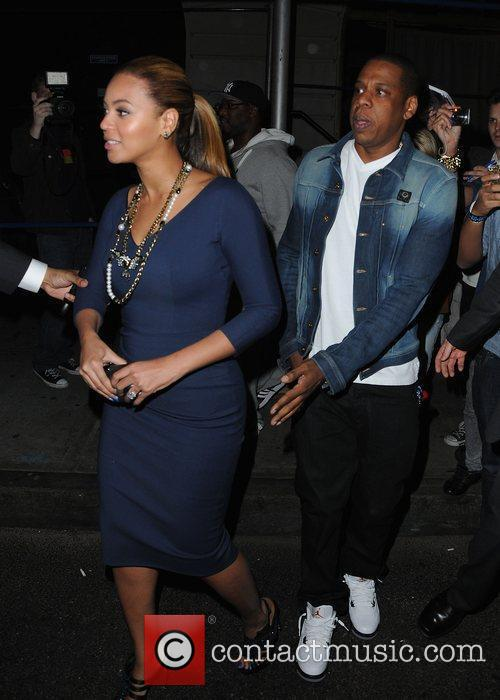 Beyonce Knowles and Jay Z 3