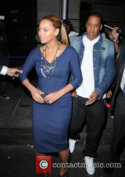 Beyonce Knowles and Jay Z 7