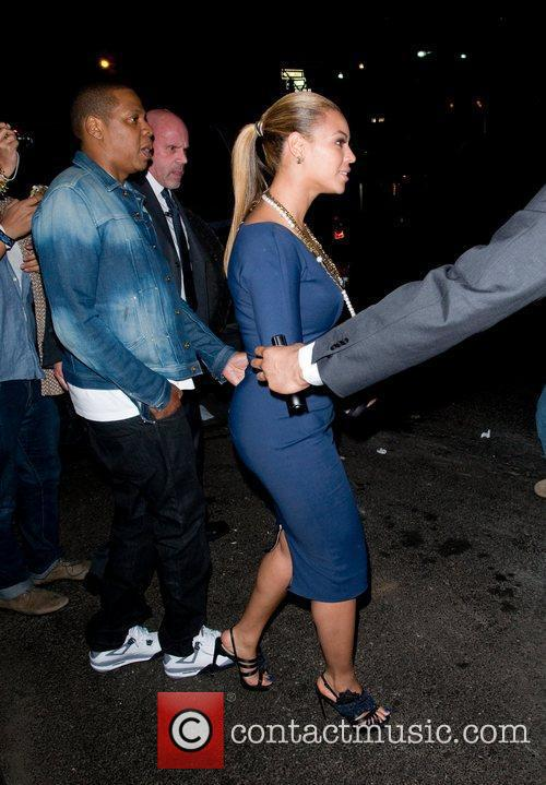 Beyonce Knowles and Jay Z 14