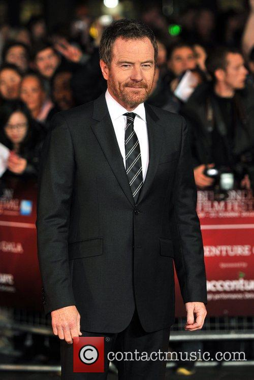 Bryan Cranston 56th BFI London Film Festival: Argo...