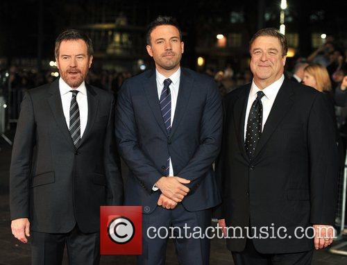 Bryan Cranston, Ben Affleck and John Goodman 5