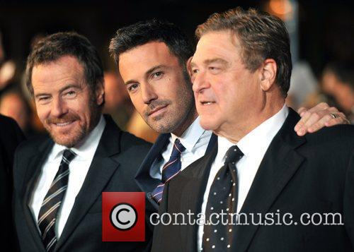Bryan Cranston, Ben Affleck and John Goodman 1