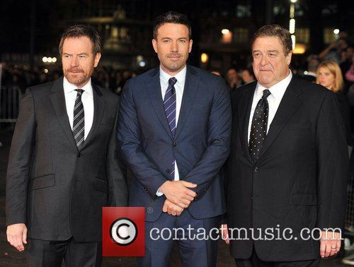 Bryan Cranston, Ben Affleck and John Goodman 4