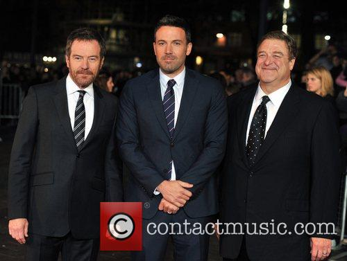Bryan Cranston, Ben Affleck and John Goodman 7