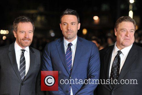 Bryan Cranston, Ben Affleck and John Goodman 2
