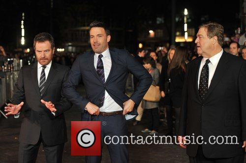 Bryan Cranston, Ben Affleck and John Goodman 9