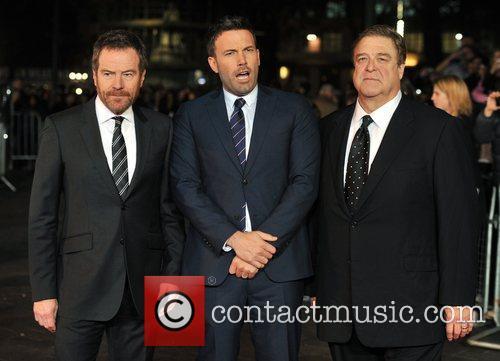 Bryan Cranston, Ben Affleck and John Goodman 8