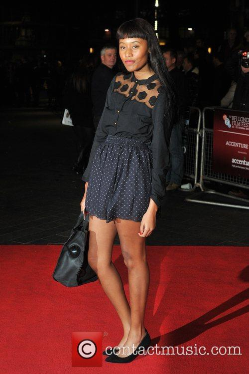 V V Brown 56th BFI London Film Festival:...