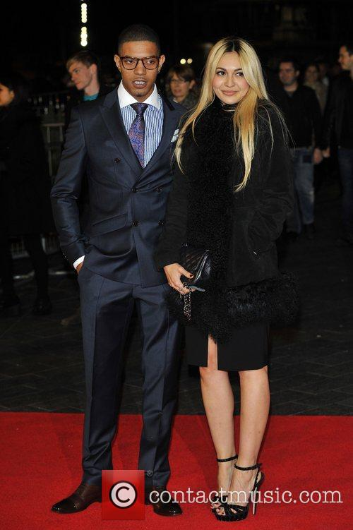 Fazer and Zara Martin 56th BFI London Film...