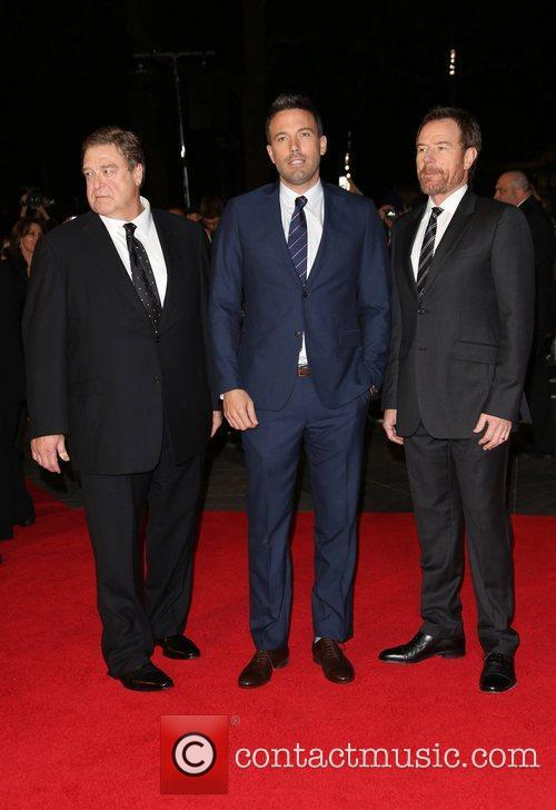 Bryan Cranston, Ben Affleck and John Goodman 56th...