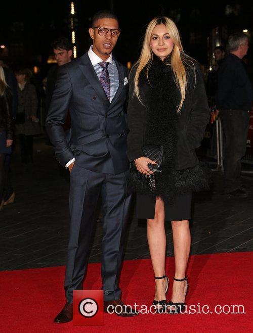 Fazar and Zara Martin 56th BFI London Film...