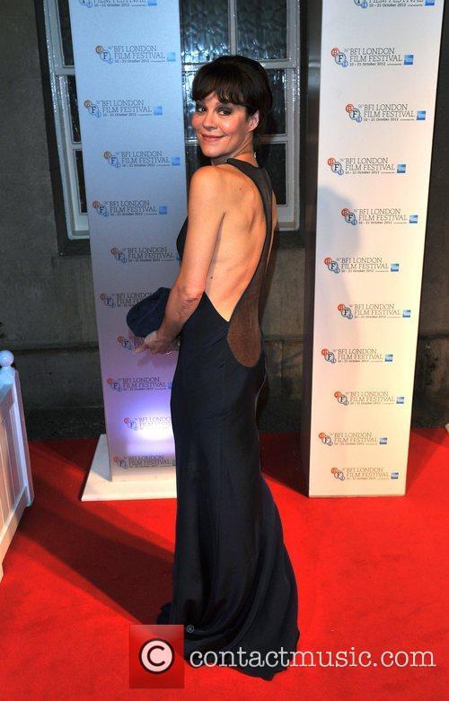 Helen McCrory BFI London Film Festival Awards held...