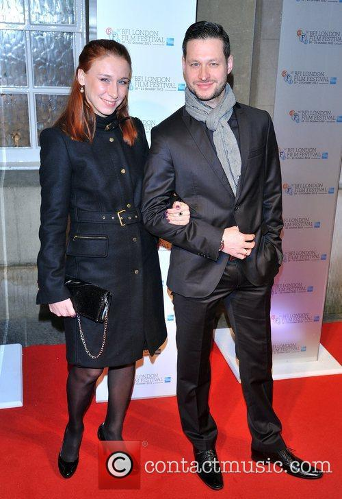Andrey Gryazev and guest BFI London Film Festival...