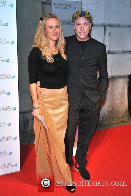 Charlie Paul and guest BFI London Film Festival...
