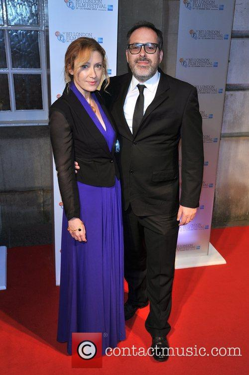 Nick Ryan and guest BFI London Film Festival...