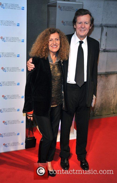 Nicole Farhi and Sir David Hare 3