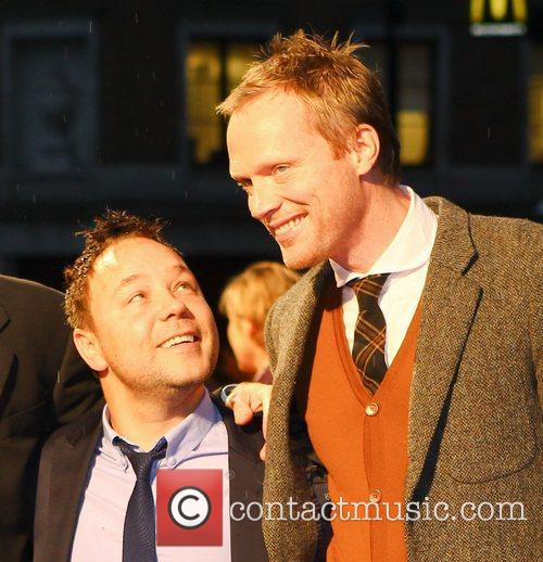 Stephen Graham and Paul Bettany 2