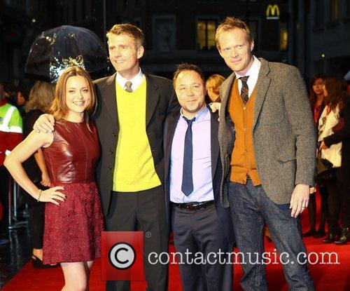 Zoe Tapper, Nick Murphy, Stephen Graham and Paul Bettany 5