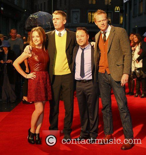 Zoe Tapper, Nick Murphy, Stephen Graham and Paul Bettany 4