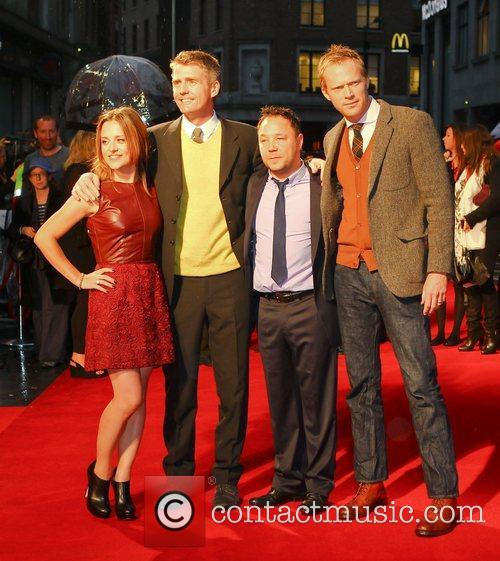 Zoe Tapper, Nick Murphy, Stephen Graham and Paul Bettany 11