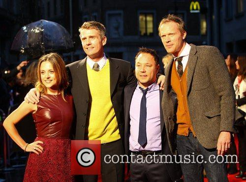 Zoe Tapper, Nick Murphy, Stephen Graham and Paul Bettany 2