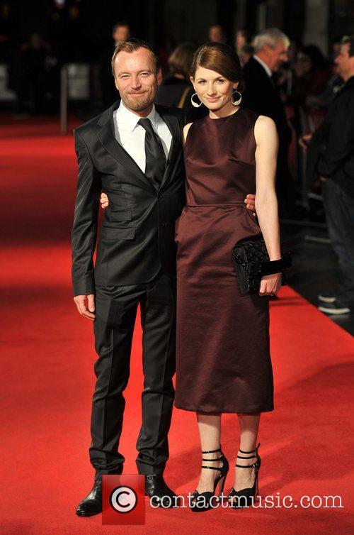 Richard Dormer, Jodie Whittaker