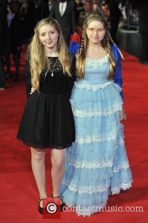 Bebe Cave, Jessie Cave and R